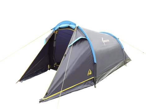 Палатка Woodford синий, 290х140 см, 15118