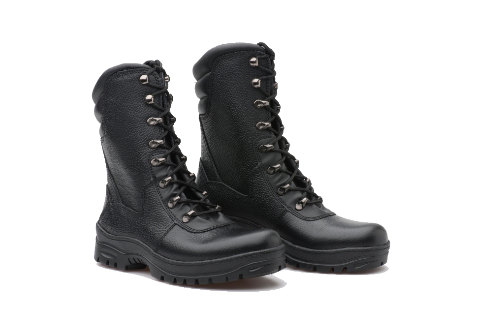 Ботинки с высоким берцем Витязь арт.А1М на искусственном меху
