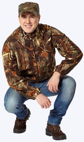 Куртка Привал (дубок)