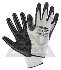 Перчатки Полинейл (чёрный) (PR6 BK)