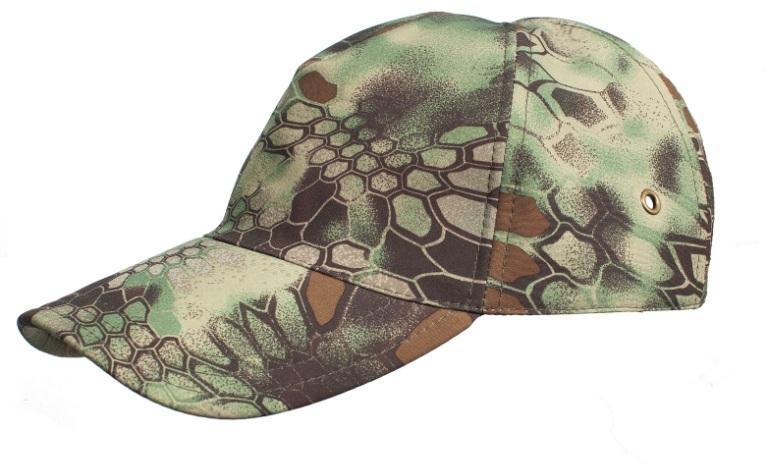 Бейсболка МПА-15 питон лес, ткань Софтшелл