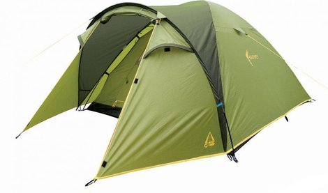 Палатка Harvey зелёный, 295х180 см, 15120