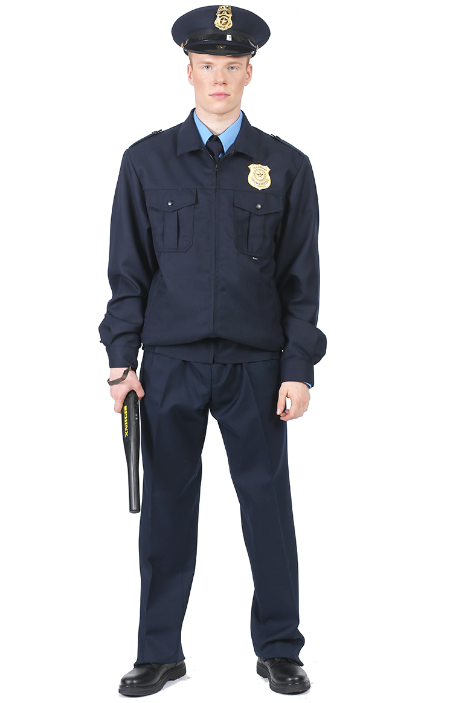 1208А/1108 костюм для охраны мужской п/ш