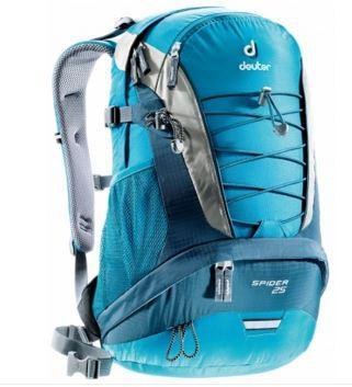 Рюкзак Deuter 2015 Daypacks Spider 25 petrol-arctic (б/р:UNI)