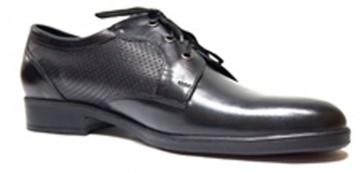 Летние туфли на шнурках M4022