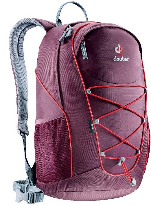 Рюкзак Deuter 2015 Daypacks Go Go aubergine-fire (б/р:UNI)
