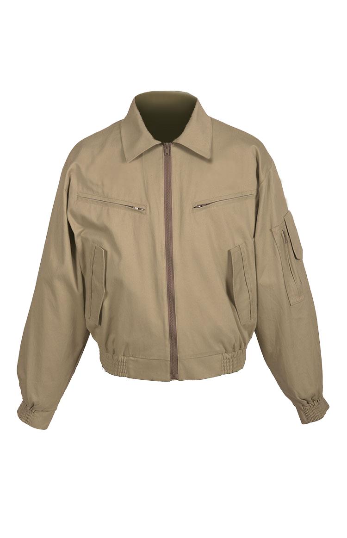 4208 куртка-ветровка полетная смесовая