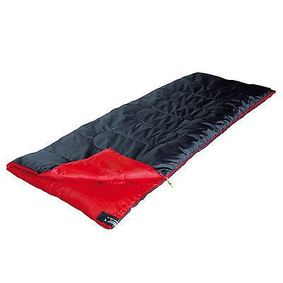 Мешок спальный Ranger антрацит/красный, 20039