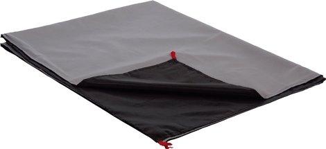 Одеяло Outdoor Blanket чёрно/серый, 150х120см, 23534