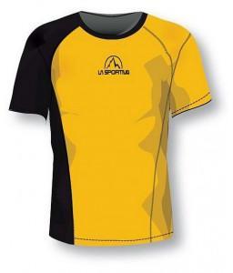 Футболка MR EVENT TEE Woman Yellow/Black, 01E