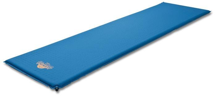 Коврик самонадувающийся TRAVEL 66 Navy Blue 183x66x3,1 cm