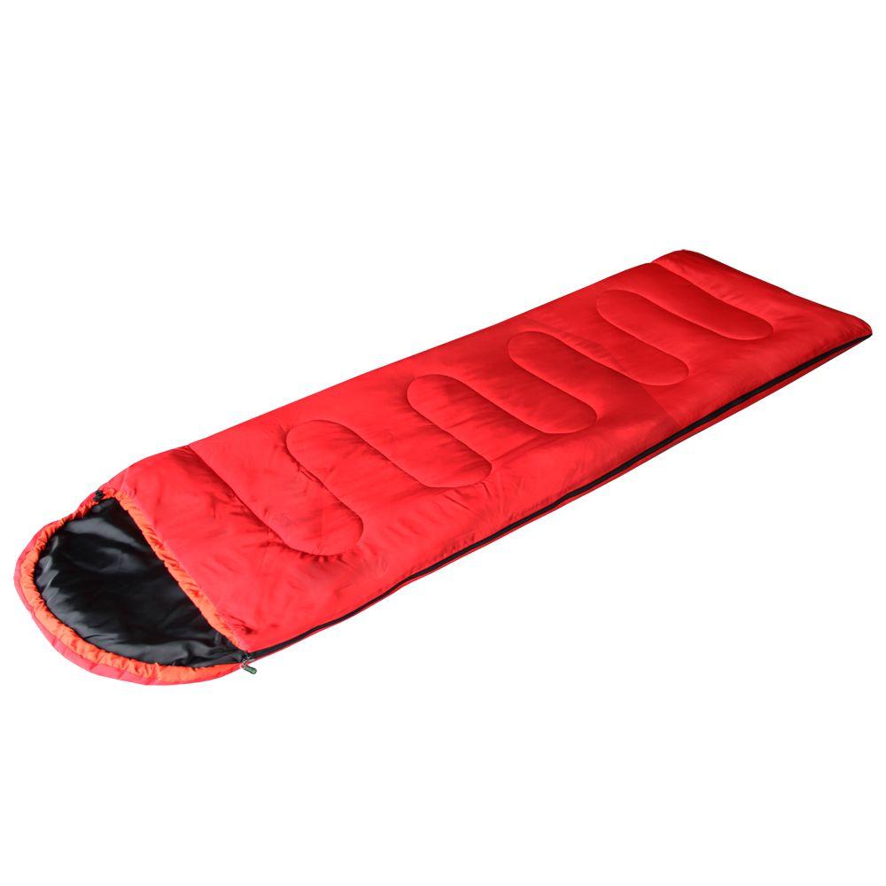 Спальный мешок Prival Camp Bag красный