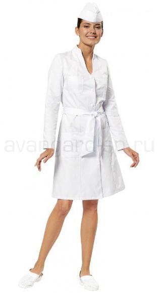 Халат медицинский женский Престиж