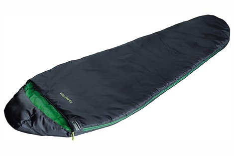 Мешок спальный Lite Pak 800 антрацит/зелёный, 23270