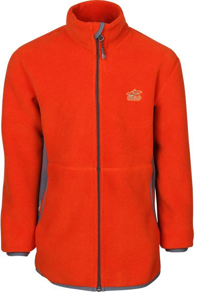 Куртка Sunny Polartec 200 orange/grey