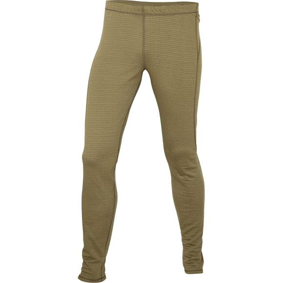 Термобелье брюки Active Polartec Thermal Grid M2 coyote brown