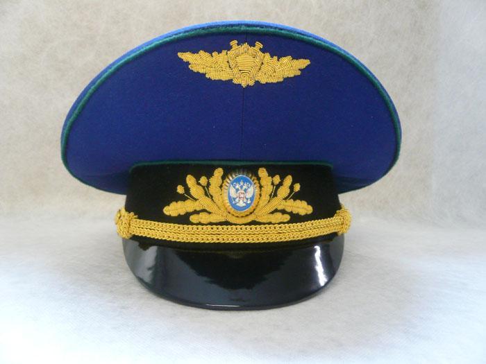 Фуражка Прокуратура повседневная модельная для высшего состава метанит