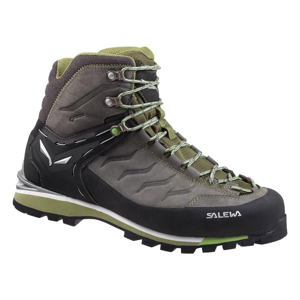 Ботинки для альпинизма Salewa Mountaineering MS RAPACE GTX Pewter/Emerald /