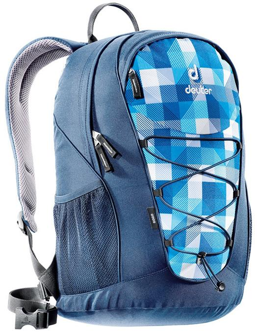 Рюкзак Deuter 2015 Daypacks Go Go blue arrowcheck