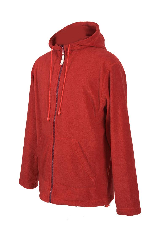 4239 куртка с капюшоном флис