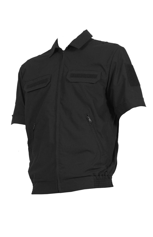 Куртка офисная МО с коротким рукавом смесовая Рип-Стоп