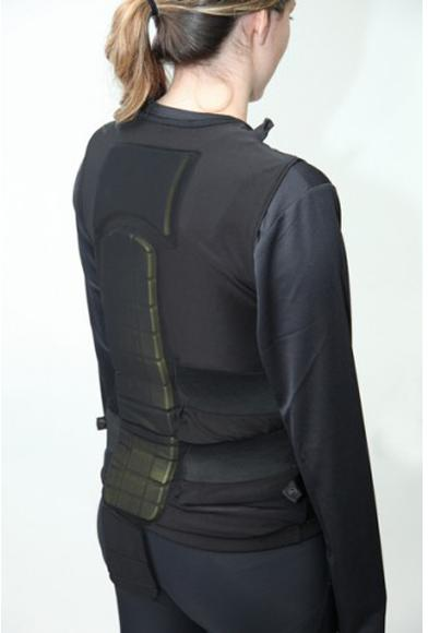 Защита жен. Women`s Low-Pro Spine Protector M/L (BERN)