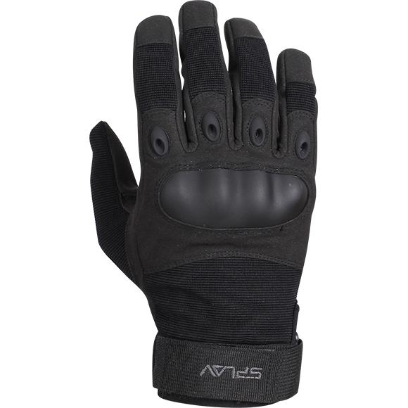 Перчатки Rage черные