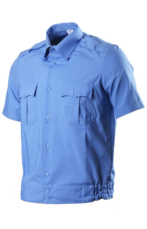 531 сорочка, короткий рукав, на поясе сорочечная