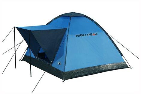 Палатка Beaver 3 синий/тёмно-серый, 200х180х120 см, 10168, Палатки 3-местные - арт. 617230321