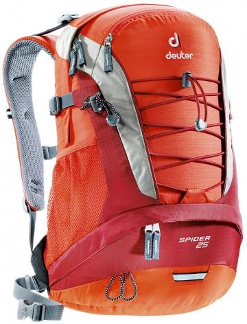 Рюкзак Deuter 2015 Daypacks Spider 25 papaya-lava (б/р:UNI)