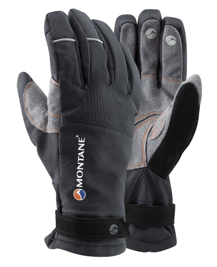 Перчатки ICE GRIP GLOVE Black, GIGGLBLA