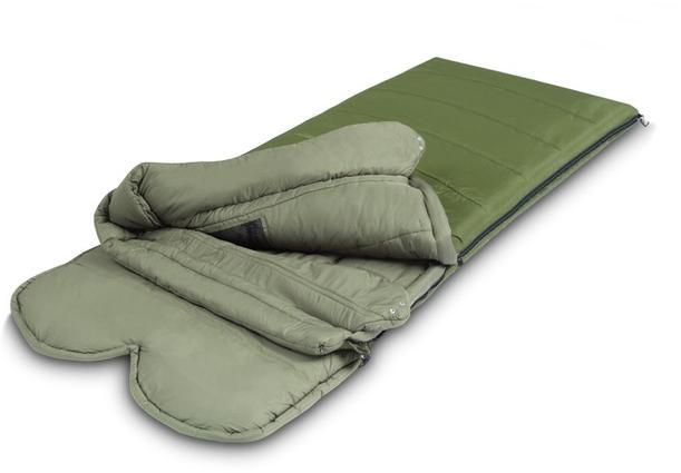 Мешок спальный MARK 2.56 SB olive, right, 7256.10071
