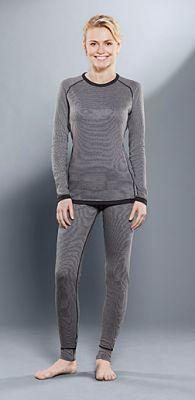 Комплект женского термобелья Guahoo: рубашка + лосины (22-0411 S-MGY / 22-0411 P/MGY)