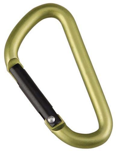 Карабин D-формы,диам. 7*70 мм (упак=10 шт), 3207