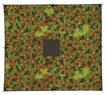 Тент Mark 1.72T 33 flecktarn, 3x3m, 7172.3321