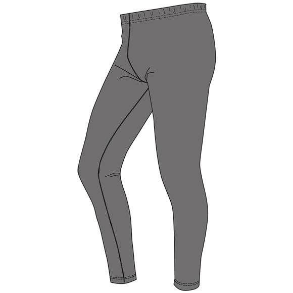 Термобелье брюки Fresh grey 44-46/170-176