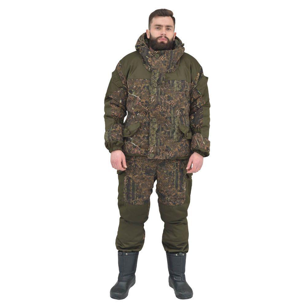 Костюм Горка зимний разм М т.лес