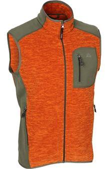 Безрукавка Stark Polartec Thermal Pro оранжевая