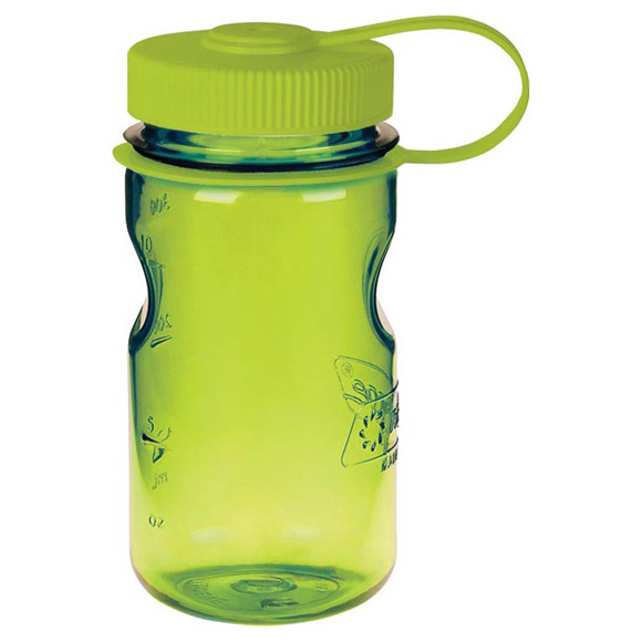 Бутылка Nalgene MINI-GRIP SPRING GREEN