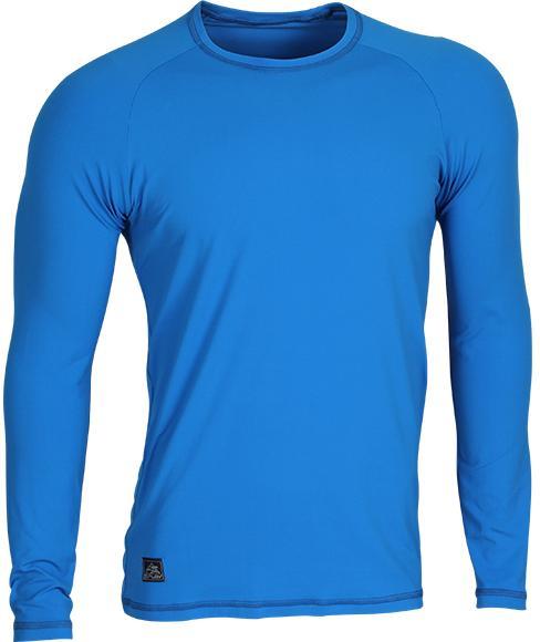 Футболка L/S Africa мод.2 синяя