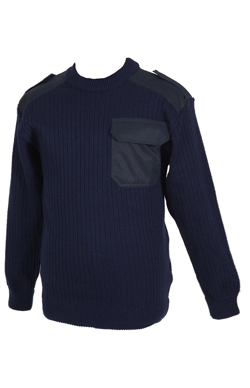 4301 свитер с низким воротом п/ш