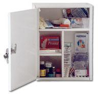 Аптечка промышленная ФЭСТ (пластик. шкаф)