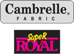 Текстильный материал CAMBRELLE®/ SUPER ROYAL®