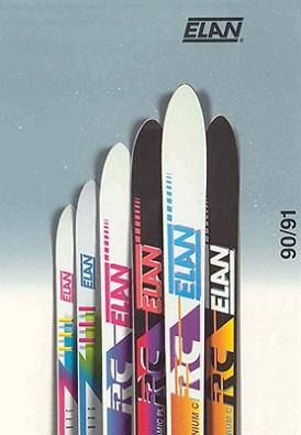 История бренда Elan