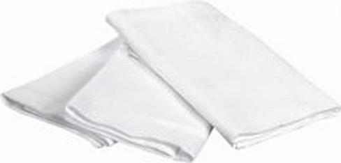 Полотенце вафельное 40 х 80 белое