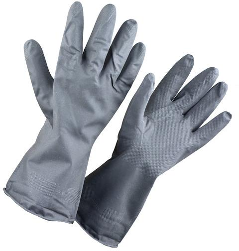 Перчатки резиновые технические КЩС-2