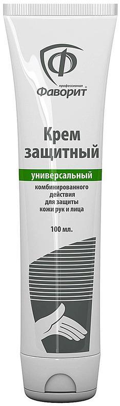 Крем защитный универсальный Фаворит профессионал 100мл