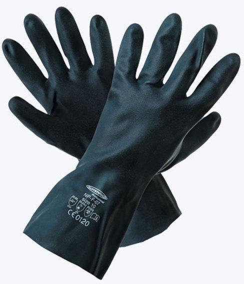 Перчатки химзащитные SUMMITECH Неопроф (NP-F-07) р.8