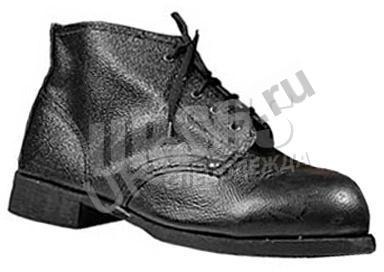Ботинки мужские кирзовые гвоздевые