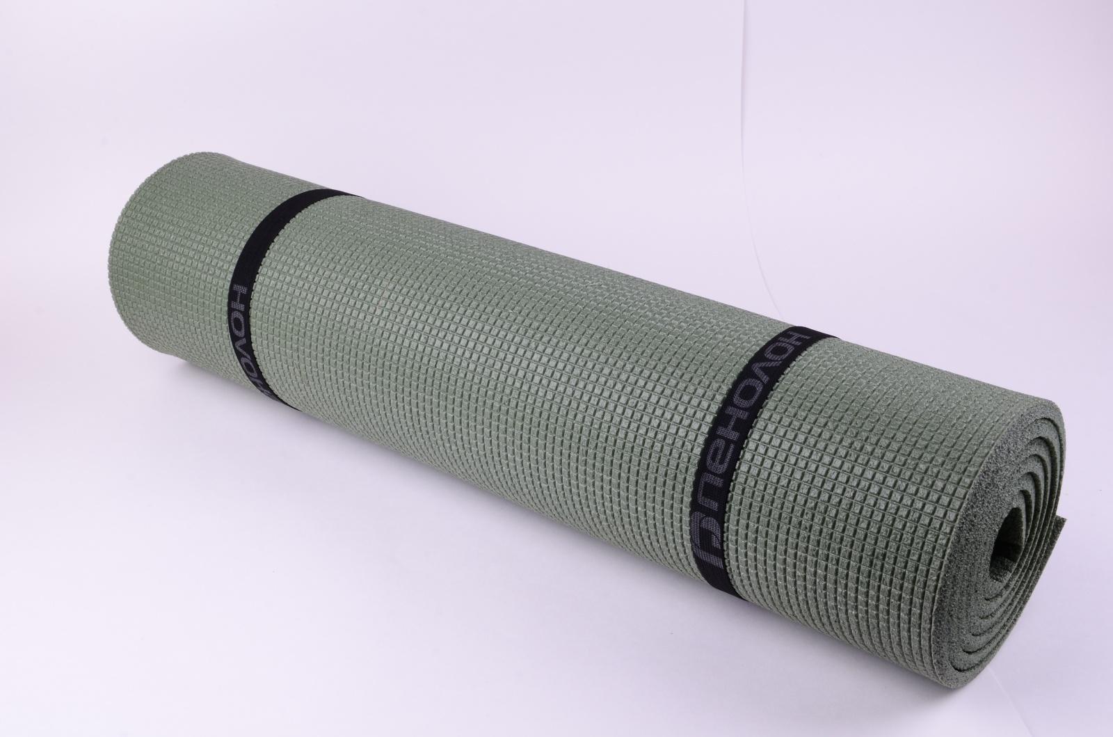 Коврик туристический пенолон 1800*600*8 цвет серый